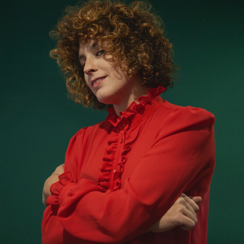 """Dialogue with María Pérez Sanz, director of """"Karen"""""""